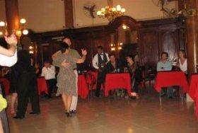 dancing at Confiteria Ideal, Buenos Aires