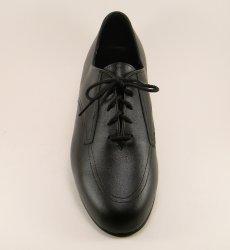 mens oxford tango shoe and ballroom shoe - top view