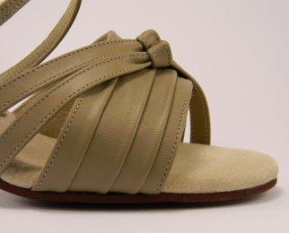 women's open-toe stango shoe and ballroom shoe insole padding